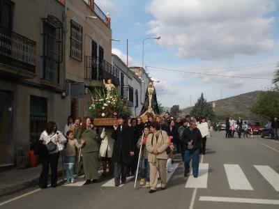 Semana Santa en Doña María