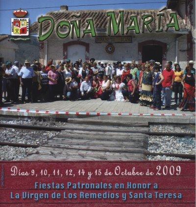 Fiestas de Doña María 2009