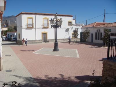 Los vecinos de Ocaña estrenan plaza.