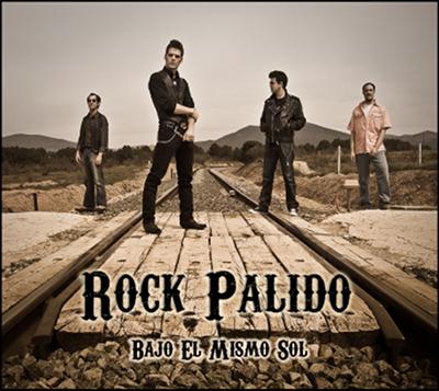 """Rock Pálido presenta su nuevo trabajo """"BAJO EL MISMO SOL"""""""