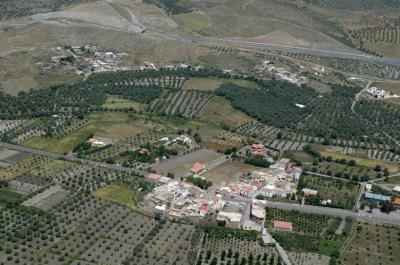 Ruta de senderismo Doña Maria - Las Piletas